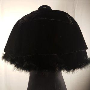 Jackets & Coats - Black velvet cloak for kids